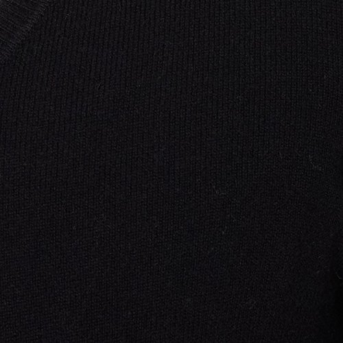 купить R Essentiel Mens Merino Wool And Cashmere V-Neck Sweater дешево