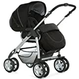 Silver Cross Linear Freeway Pushchair - Jet Sport