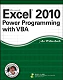 Excel 2010 Power Programming with VBA (Mr. Spreadsheet's Bookshelf) (0470475358) by Walkenbach, John