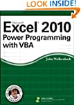 Excel 2010 Power Programming with VBA...