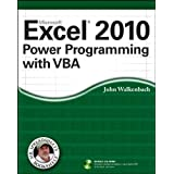 Excel 2010 Power Programming with VBA (Mr. Spreadsheet's Bookshelf)by John Walkenbach