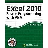 Excel 2010 Power Programming with VBA (Mr. Spreadsheet's Bookshelf)by John Walkenbach