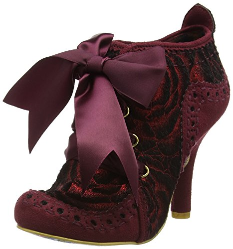 Irregular ChoiceAbigail's Third Party - Scarpe con Tacco Donna , Rosso (Red (Red Multi)), 37