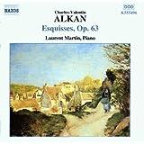 Alkan - Esquisses op.63