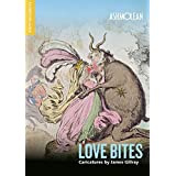 Love Bites Caricatures by James Gillray