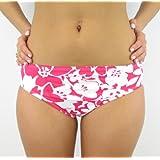 Tommy Bahama Santa Freesia Pink Floral Swimsuit Bottoms (Medium) 505B