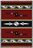 Hopi Fire - 69 x 48 Blanket/Throw