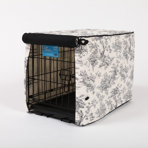 Dog Cage Covers front-745102