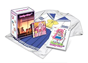 Lucky Star Vol 4 Limited Edition w/TShirt and Character CD