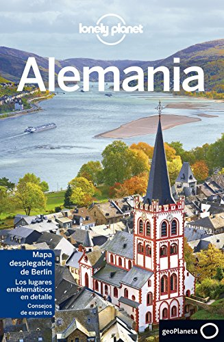 Alemania 6 (Lonely Planet-Guías de país)