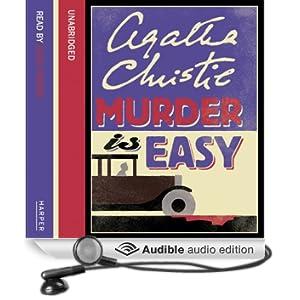 Murder is Easy (Unabridged)