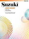 Home Concert (Suzuki) (087487307X) by Suzuki