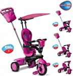 New Smart Trike Spirit 4-In-1 Touch S...