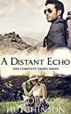Book cover image for A Distant Echo: Time Travel Romance