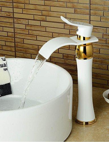cac-il-lavandino-del-bagno-rubinetto-moderno-alto-cascata-ampio-manico-ti-vernice-pvd-bianco-goldent