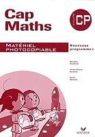 Cap Maths CP : Matériel photocopiable
