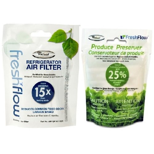 Whirlpool, Maytag, Kitchen Aid Fresh Flow Filters Bundle Pack of 3 Each (Kitchen Aid Air Filter compare prices)