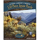 Reflective Art Vista Jigsaw Puzzle, 550-Piece