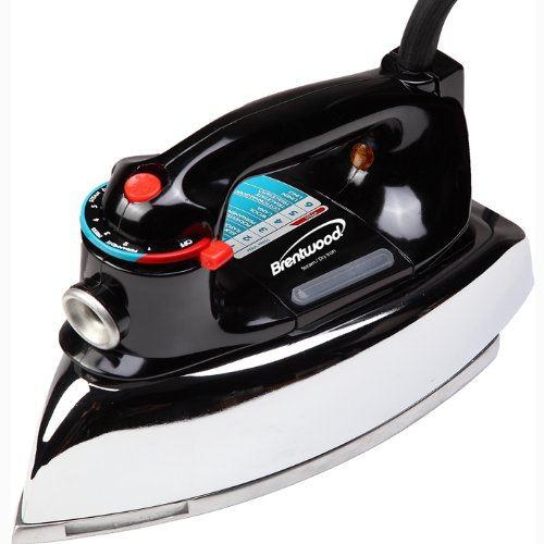 Brand New, Brentwood - Classic Steam / Spray Iron (Appliances - Small Appliances And Housewares) front-405528