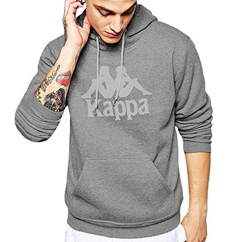 kappa-patou-mens-hooded-jumper-grey-l