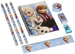 Disney Frozen 8 Piece Stationery Set (Pack of 8)