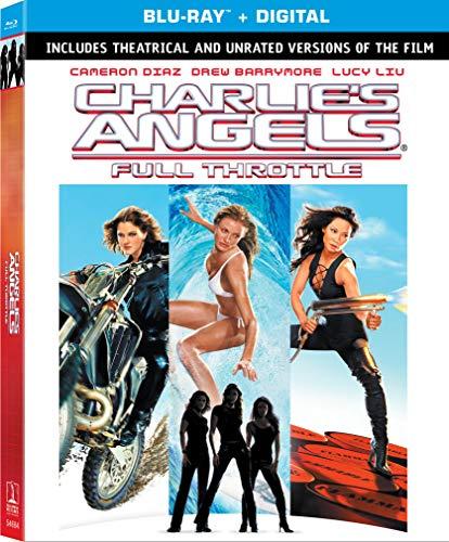 Blu-ray : Charlie's Angels: Full Throttle