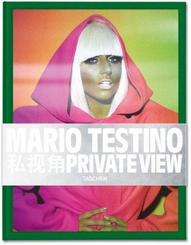 Mario Testino: Private View (2012) Hardcover