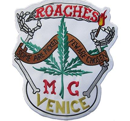 roaches-mc-venice-cheech-chong-joint-bones-venice-iron-on-badge-backpatch