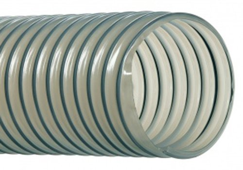 Bend Radius: 2-1//2 Max Working Pressure 80 psi HPS 1//2 ID Blue high temp reinforced silicone heater hose 25 feet roll Max Temperature Rating: 350F