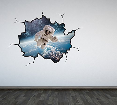 couleur-complete-astronaute-fissure-autocollant-mural-v2-decalcomanie-chambre-a-coucher-garcons-sall
