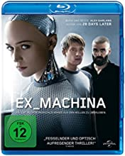 Ex Machina  (inkl. Digital Ultraviolet) [Blu-ray]