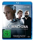 DVD & Blu-ray - Ex Machina  (inkl. Digital Ultraviolet) [Blu-ray]