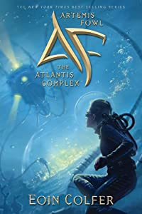 "Cover of ""Artemis Fowl: The Atlantis Comp..."