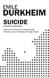 img - for Suicide: A Study In Sociology book / textbook / text book