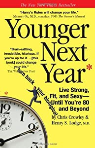 "Cover of ""Younger Next Year: Live Strong,..."