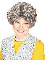 Forum Novelties Women's Yo Momma Curly Costume Wig from Forum Novelties Costumes