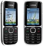 ノキアジャパン Nokia C2-01 【お求め安い3G対応のNokia スタンダードタイプ】ノキア C2-01
