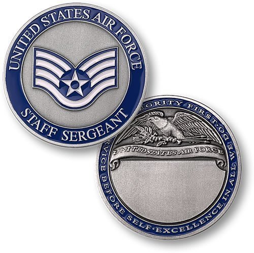 Staff Sergeant Air Force