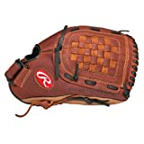 Rawlings Renegade Series 12.5-inch Baseball Softball Youth Glove, Right-Hand Throw (R125R) by Rawlings