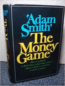 MONEY SMITH THE ADAM GAME