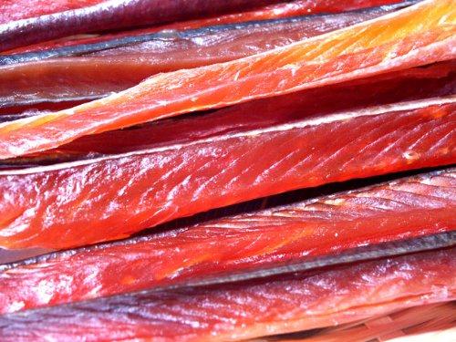 ましけ 鮭とば200g 北海道産