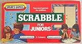 Scrabble for Juniors (2 Word Games)