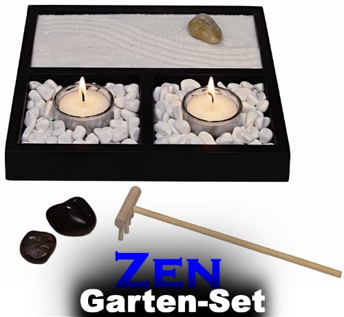 fsel zengarten master schwarz 30x30 cm. Black Bedroom Furniture Sets. Home Design Ideas