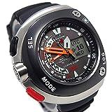 シチズン クオーツ メンズ ダイバー エコドライブ 腕時計 JV0027-05E グレー[逆輸入品]