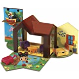 Fisher Price Folding Ni Hao Kai-Lan Playset