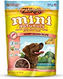 Zuke's Mini Naturals Dog Treats, Savory Salmon Recipe, 16-Ounce