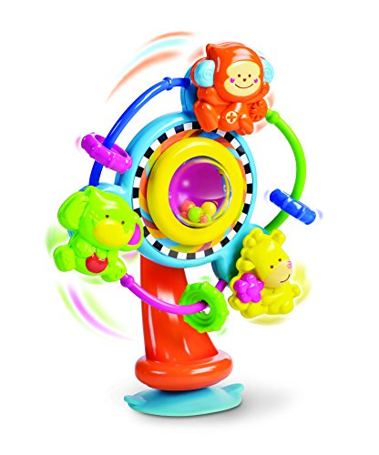 Blue Box Toys B Kids bebee's Ferris Wheel Toddler Toy