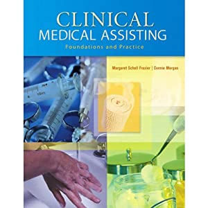 VangoNotes for Clinical Medical Assisting: Foundations and Practice, 1/e | [Margie Frazier, Connie Morgan]
