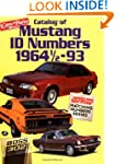 Catalog of Mustang I. D. Numbers, 196...