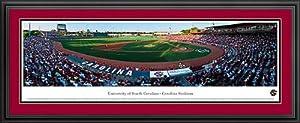 South Carolina Gamecocks - Carolina Stadium - Framed Poster Print by Laminated Visuals